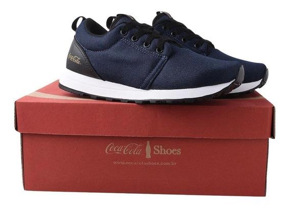 Tenis Coca Cola Sense Academia Fitness Caminhada 2019