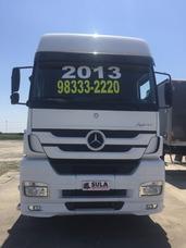 2544 Axor Ano 2013 Teto Alto Automatica ,muito Nova !!