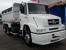 Mb 1620 Caçamba Truck Unico Dono 2012