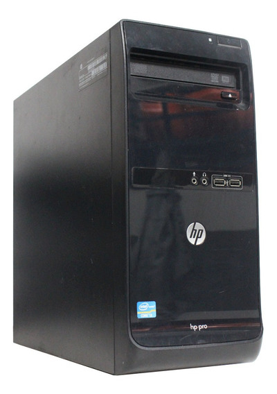 Computador Hp Pro 3500 I3 4gb 1tb (memórias E Hds Novos)