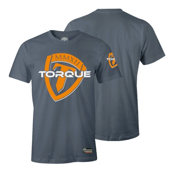 Camiseta Torque Atomic Shield