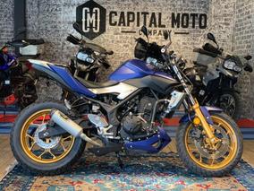 Capital Moto México Yamaha Mt03 Reestrenala