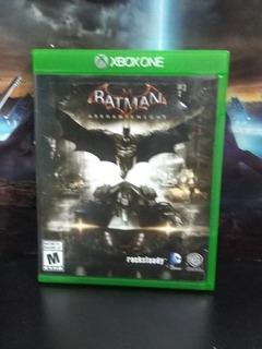 Batman Arkham Knight Xbox One Seminuevo
