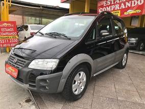 Fiat Idea Adventure 1.8 Mpi 8v Flex, Fec2801