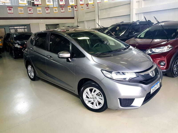 Honda Fit Lx 1.5 Flexone 16v 5p Mec 2015