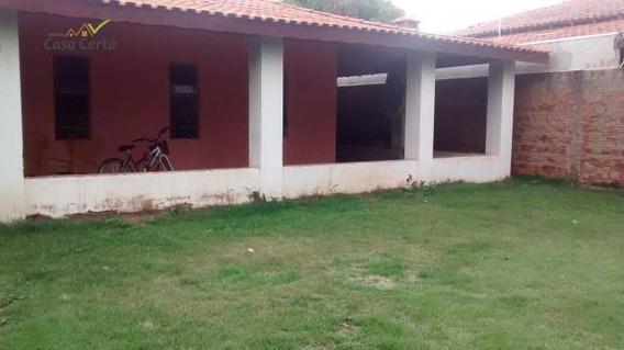 Chácara Rural À Venda, Parque Industrial João Batista Caruso, Mogi Guaçu. - Ch0002