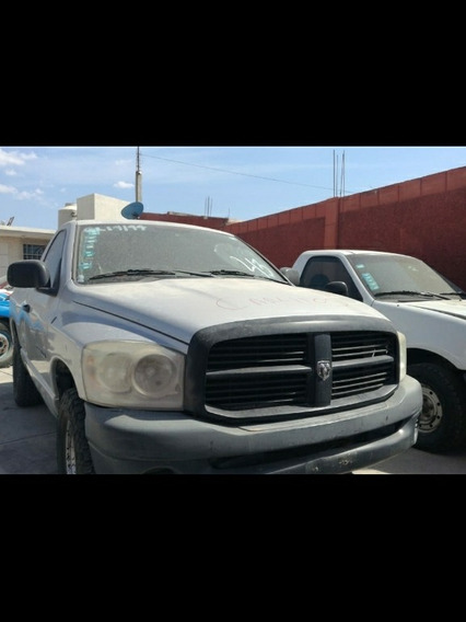 Dodge Ram 1500 3.7 Pickup St 6vel 4x2 Mt 2010 (fac Original)
