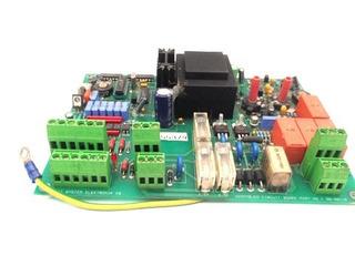 Placa System Eletronik Ab 98-mot-024-98 240 Vac