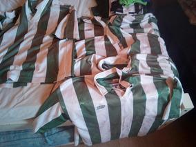 Conjunto Camisa De Futebol , 6 Camisas , N* 2,4,8,10,17,18