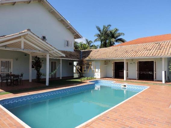 Casa À Venda, 446 M² Por R$ 1.150.000,00 - Recanto Das Canjaranas - Vinhedo/sp - Ca0874