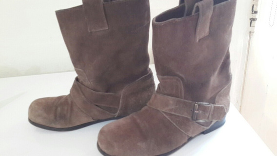 Botas Chocolate No Prune No Jazmin