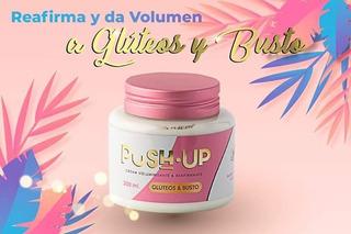 Push-up Crema Individual