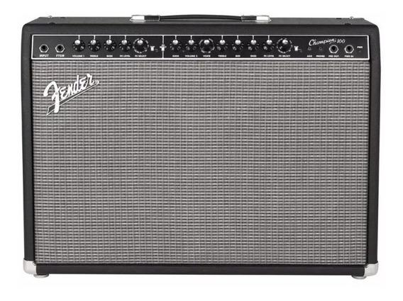 Amplificador Guitarra Eléctrica Fender Champion 100 Watts