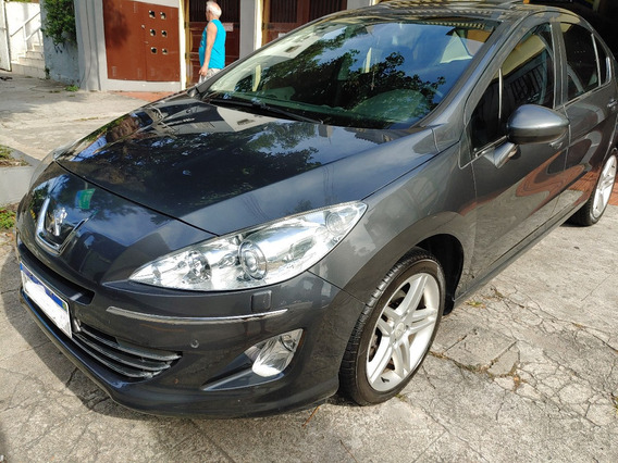 Peugeot 408 Griffe 1.6 Thp Turbo
