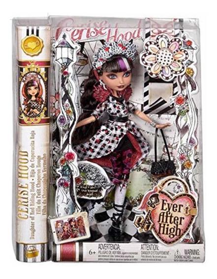 Mattel Ever After High Spring Unsprung Cerise Hood Doll Nova