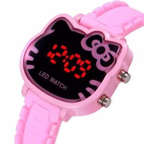 Relógio De Pulso Digital - Hello Kitty
