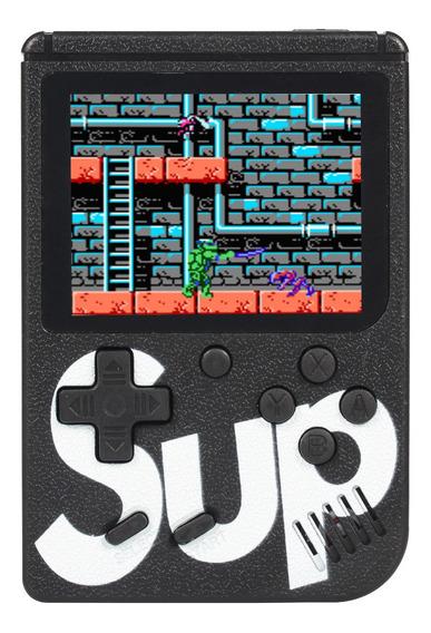 Mini Video Game Portátil Retrô 400 Jogos Mario E Donkey Kong