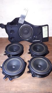 Kit Audio Original Blaupunkt Audi A3 Sportback Año 2005/2012