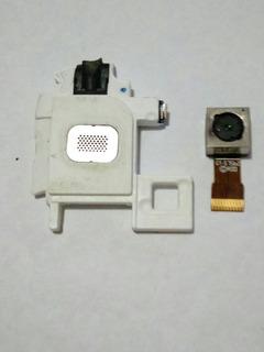 S3 Mini Camara Y Jack De Audio Original