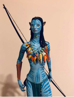 Avatar Figura Neytiri Original De Disney
