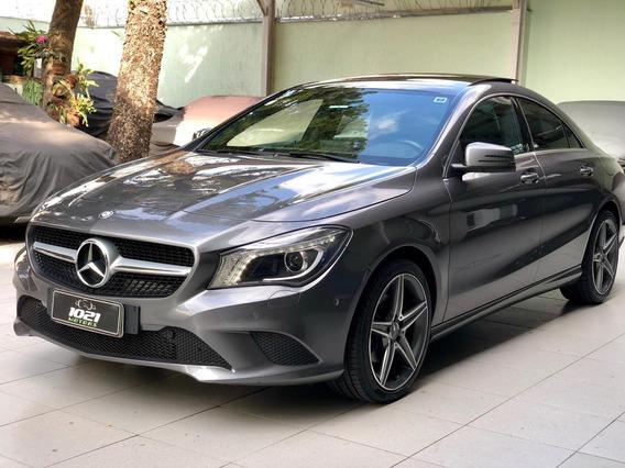 Mercedes-benz Cla 200 1.6 Vision 16v Gas 4p Aut 2015/2015