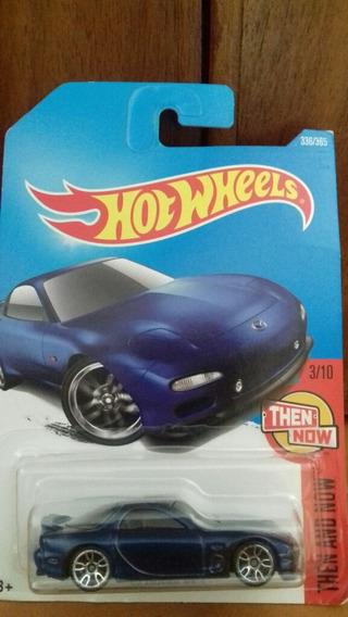 Hotwheels Mazda 95 Rx-7