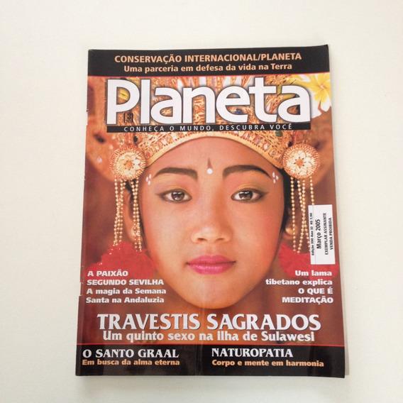Revista Planeta Travestis Sagrados Um Quinto Sexo F388