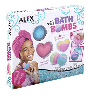 Alex Toys Spa Diy Bath Bombs