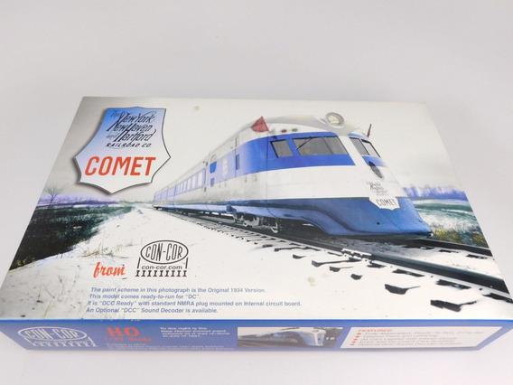Con-cor 01-008735 Nh Comet 3-car Conjunto De Trem