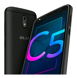 Blu C5 1g Ram - 8gb - Tela 5 Dual Chip Cam 5 + Capa Brinde