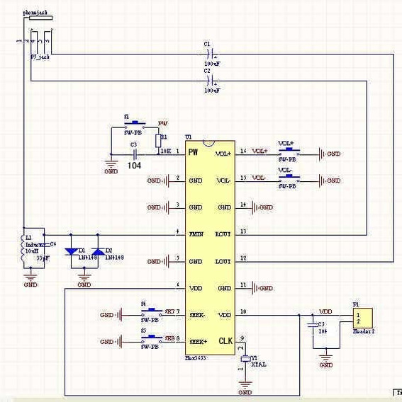 Mini Tx Fm Pll 30w Lcd Inteligente