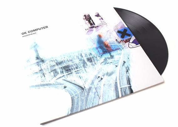 Lp Vinil Radiohead Ok Computer (180g) Import Lacrado Origina