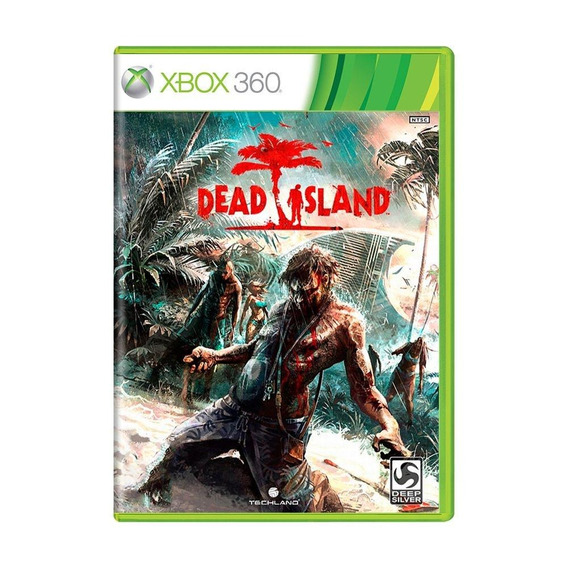 Dead Island Xbox 360 Mídia Física Pronta Entrega