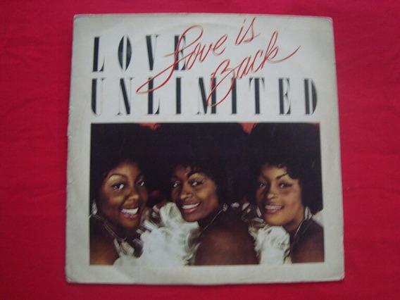 Lp Vinil Love Unlimited