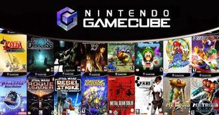 15 Jogos Para Game Cube E Wii Patch Roms + Memory Card Brind