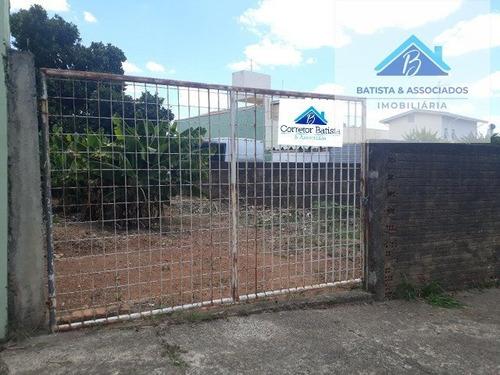 Imagem 1 de 6 de Terreno A Venda No Bairro Parque Jambeiro Em Campinas - Sp.  - 2899-1