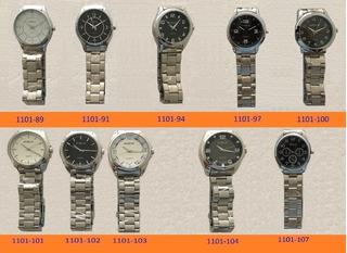 Reloj De Hombre Marca Bruselas Con Garantia 1 Año Y Estuche