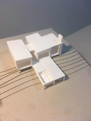 Maquetas Impresas 3d Arquitectura