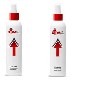 2 Xtragel 100% Original Fte Gratis 200 Ml Promoção