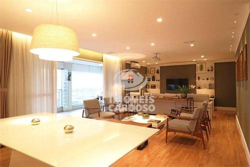 Imagem 1 de 30 de Apartamento Com 4 Dormitórios À Venda, 210 M² Por R$ 2.245.000 - Vila Leopoldina - São Paulo/sp - Ap17536