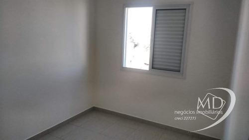 Imagem 1 de 20 de Locação Apartamento Santo Andre Campestre Ref: 7543 - 1033-7543