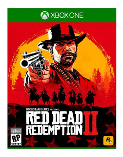 Juegos Xbox One Red Dead Redemption 2