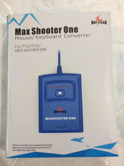 Max Shooter One