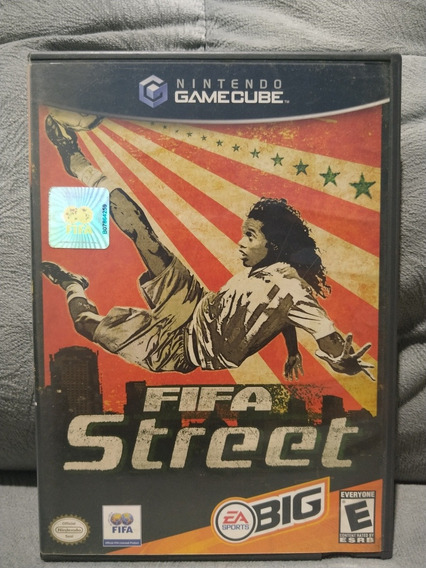 Fifa Street Game Cube