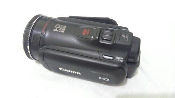 Filmadora Canon Vixia Hf G10 Com Defeito Na Imagem