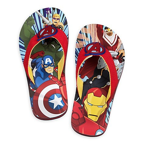 Avengers Disney Original Chinelo Marvel