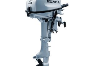 Honda Bf 5 Hp 0km Pata Corta Tanque Incorporado 2018 Sarthou