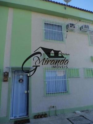 Ótima Casa Duplex Geminada Em Nilópolis - Gm246
