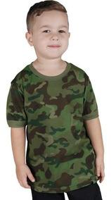 Camiseta Infantil, Militar, Exercito, Ranger, Tropic