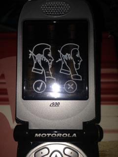 Telefono I920 Para Gsm Nextel Windows Mobile 5.1 Libre Nuevo